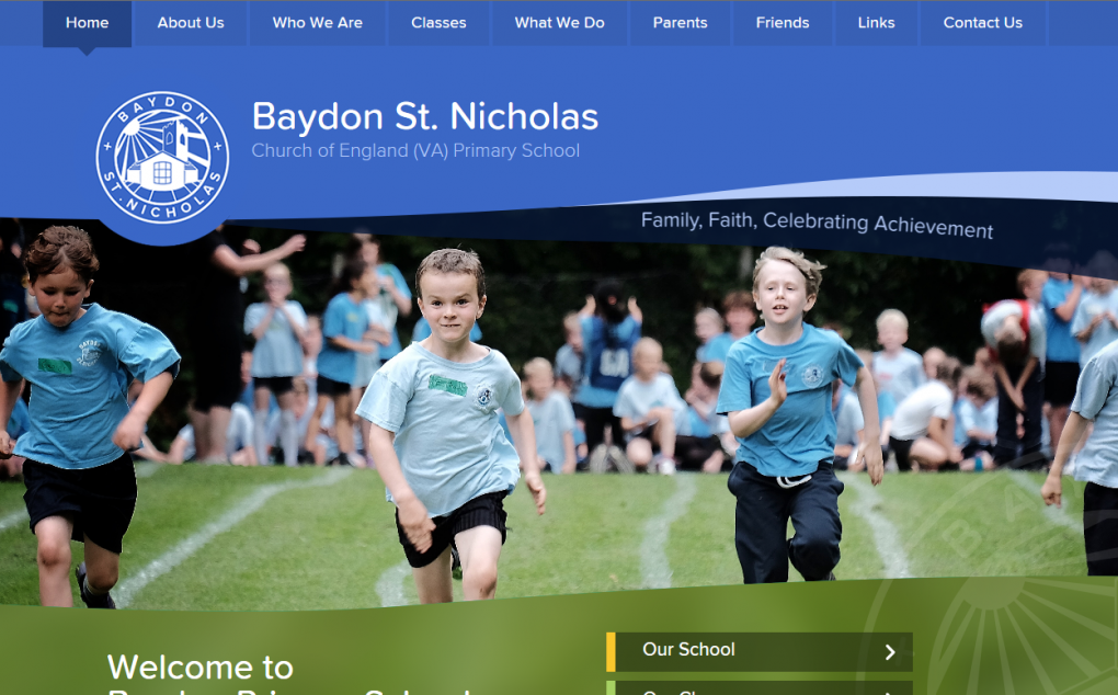 Bayden St Nicholas School