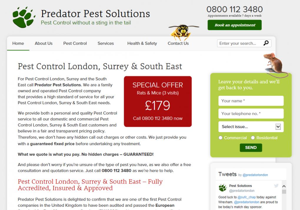 Predator Pest Solutions